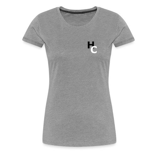 High Contrast - Women's Premium T-Shirt