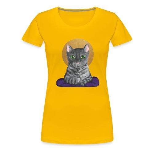 Lord Catpernicus - Women's Premium T-Shirt