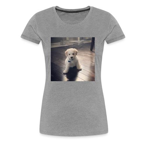 The Pupper - Women's Premium T-Shirt