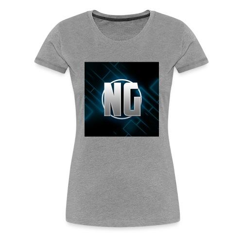 NadhirGamer Merch - Women's Premium T-Shirt