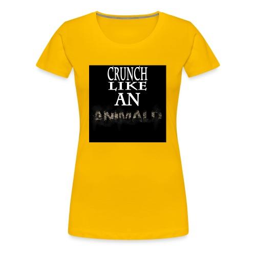 CROOOOOONCH - Women's Premium T-Shirt