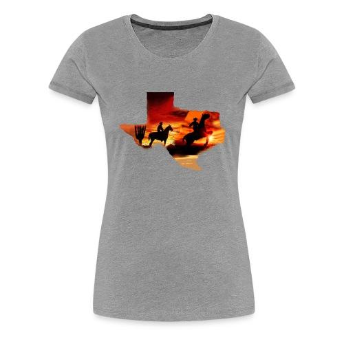 Wild heart - Women's Premium T-Shirt