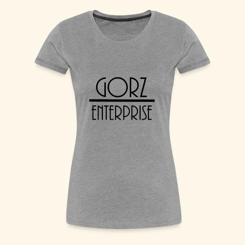 GorZ enterprise - Women's Premium T-Shirt