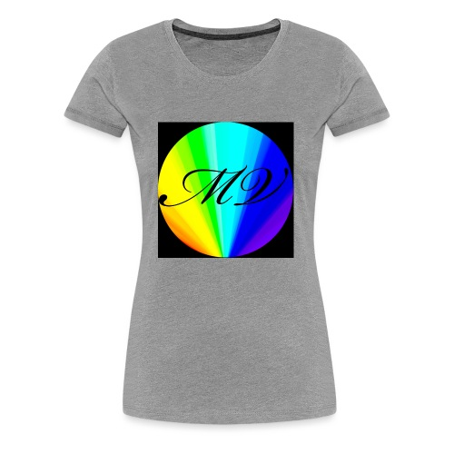 Michael Vlogs - Women's Premium T-Shirt