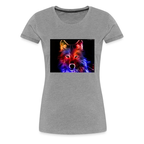 Screenshot 20171205 025459 - Women's Premium T-Shirt