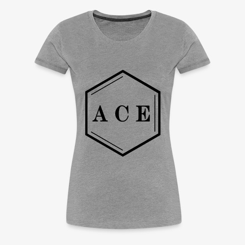 ACE Logo - Women's Premium T-Shirt