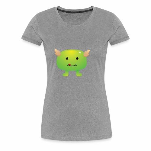Monster Character 09 - Women's Premium T-Shirt