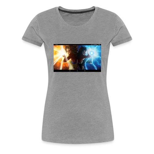 Dragon ball - Women's Premium T-Shirt