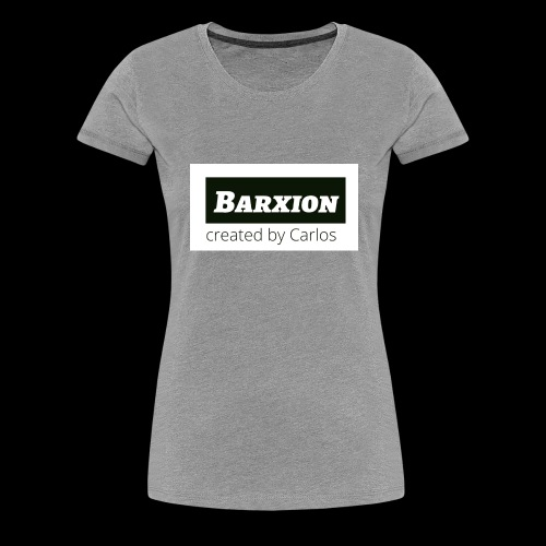 2E2FE8D6 99AA 4688 A900 10CE6D1E2687 - Women's Premium T-Shirt
