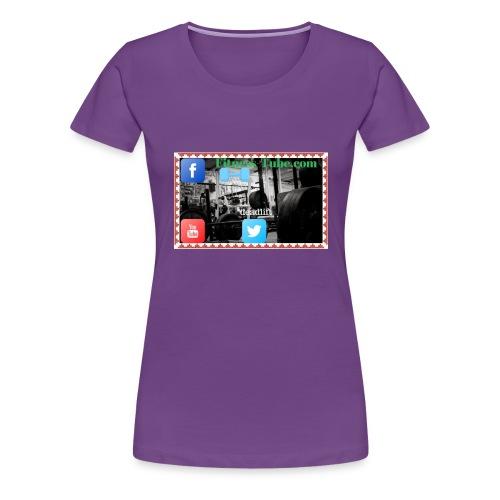 gym199 1 - Women's Premium T-Shirt