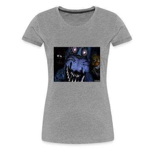 E2F7411B EC10 4391 B655 4E14F2976681 - Women's Premium T-Shirt