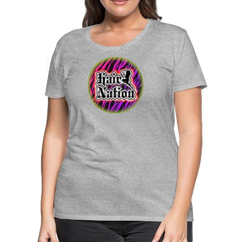 Hair Nation - Women's Premium T-Shirt