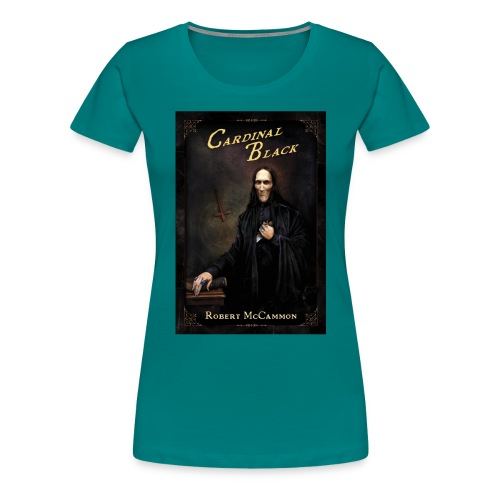 Cardinal Black - Women's Premium T-Shirt