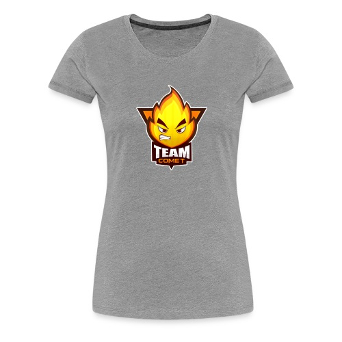 TeamComet - Women's Premium T-Shirt