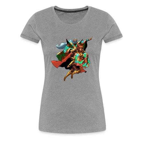 THAMRO MUSH Tee - Women's Premium T-Shirt