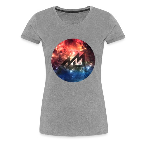 Space MrMan2247 Logo - Women's Premium T-Shirt