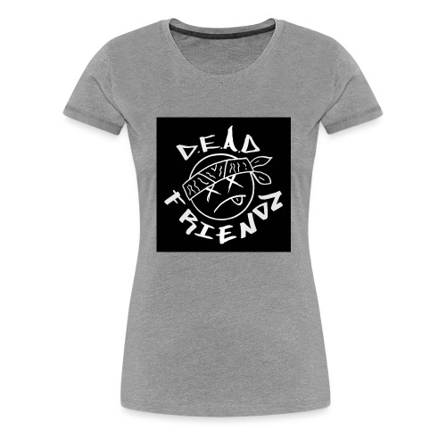 D.E.A.D FRIENDZ Records - Women's Premium T-Shirt