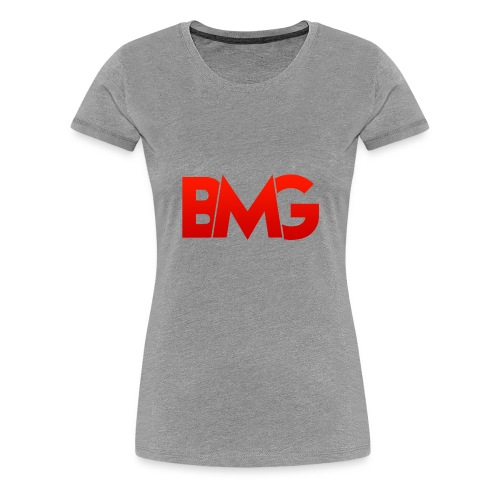 BMG Apparel - Women's Premium T-Shirt