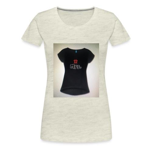 Mrs and Mr t-shirt - Women's Premium T-Shirt