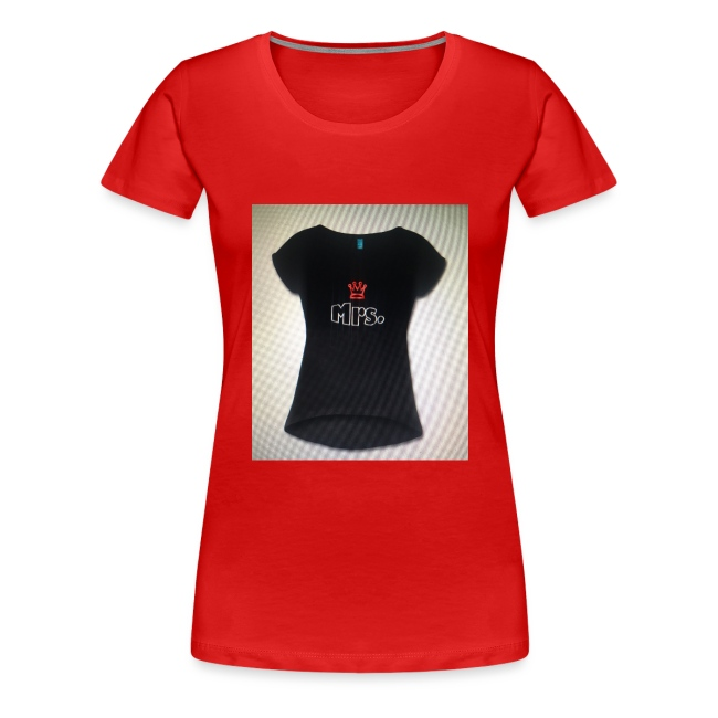 Mrs and Mr t-shirt