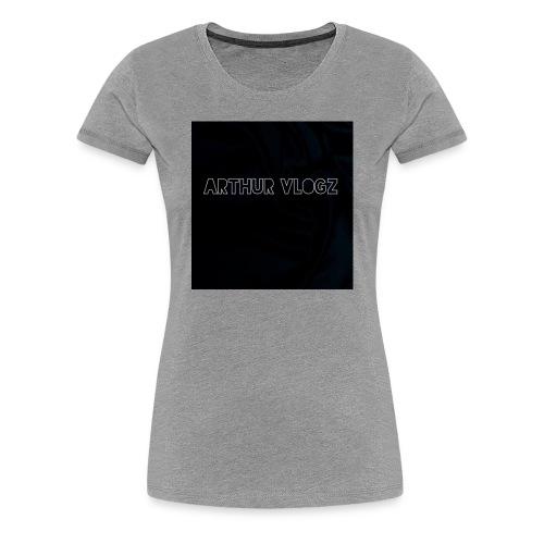 525225C9 65B9 43B6 8C60 8C963B1B79A0 - Women's Premium T-Shirt