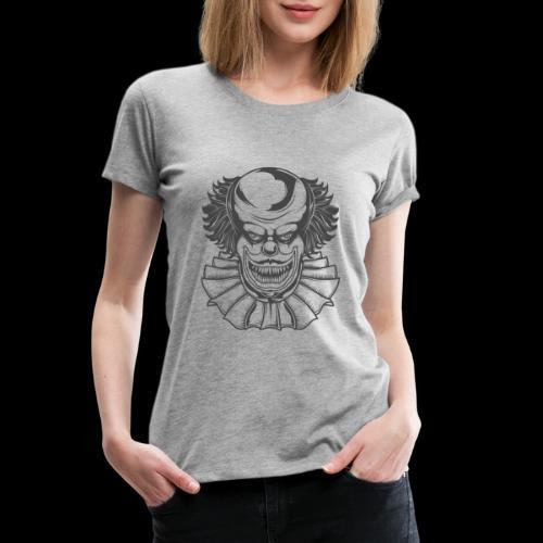 Clown - Women's Premium T-Shirt