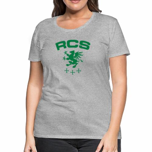 RCS Track (green) - Women's Premium T-Shirt