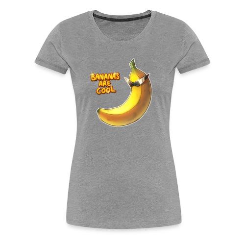 BananasAreCool - Women's Premium T-Shirt