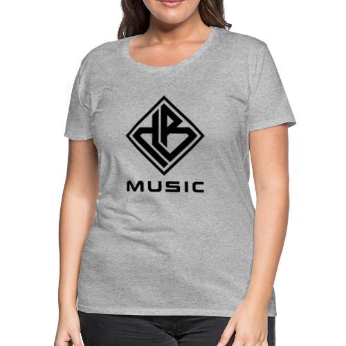 db Black Label - Women's Premium T-Shirt