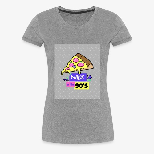 Made In The 90's - Women's Premium T-Shirt