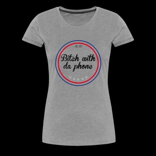 BWDP - Women's Premium T-Shirt