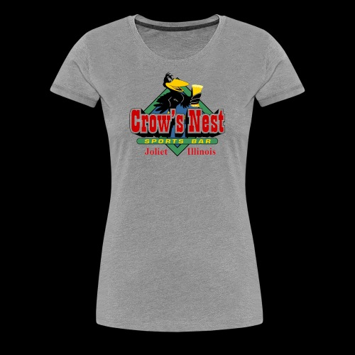 Crows Nest Joliet - Women's Premium T-Shirt
