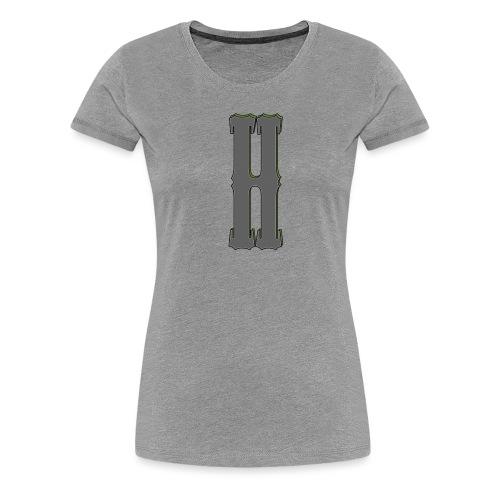 [HBS] H BADGE XL TRANS - Women's Premium T-Shirt