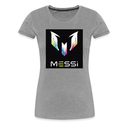 messi - Women's Premium T-Shirt