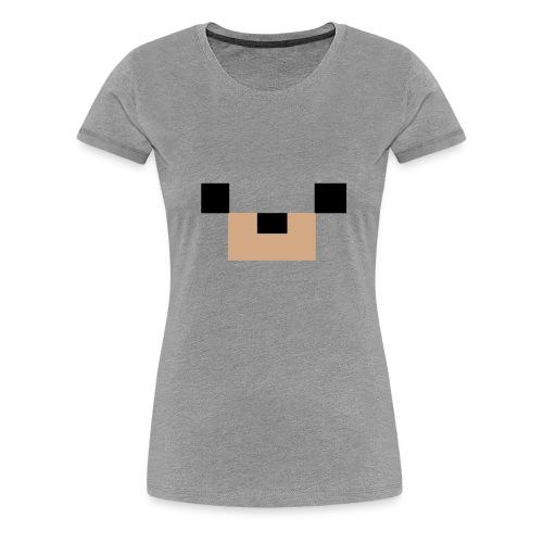 Beary Bear (DAVID PRODUCTIONS) - Women's Premium T-Shirt