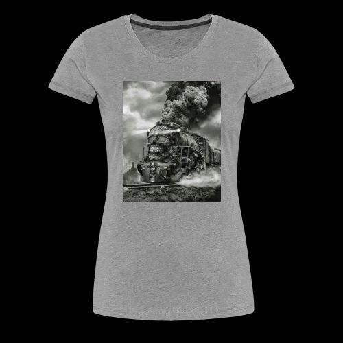 timezone - Women's Premium T-Shirt