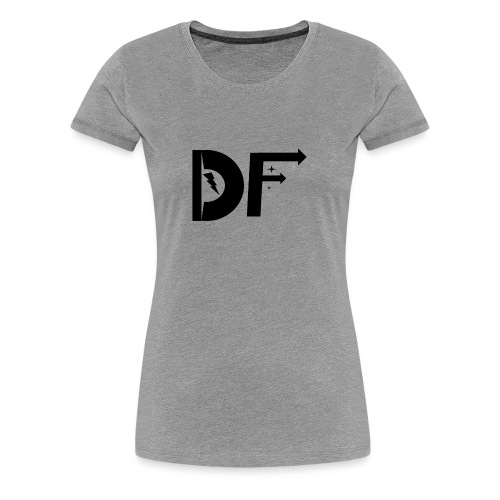 DaFroot Logo 2016 - Women's Premium T-Shirt
