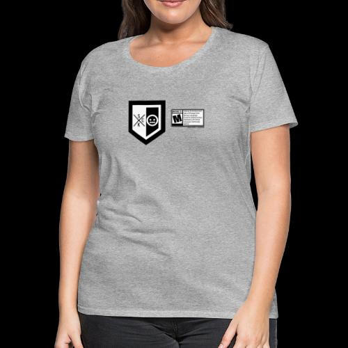 T shirt ScKFred ESRB - Women's Premium T-Shirt