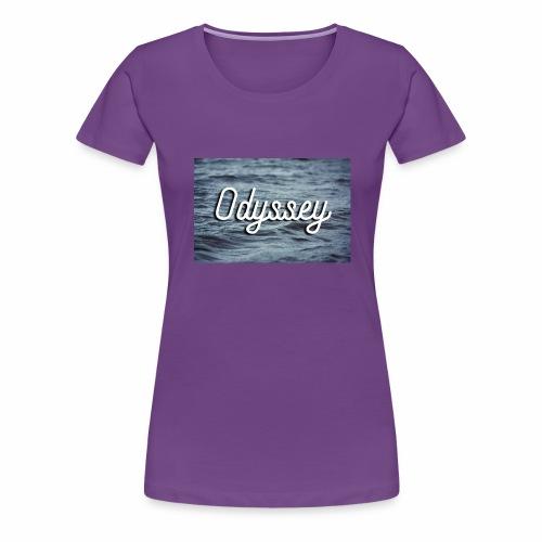 WaterOdyssey - Women's Premium T-Shirt