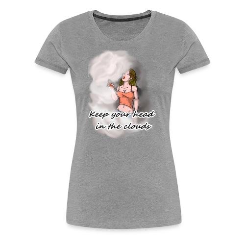 VAPE GIRL - Women's Premium T-Shirt