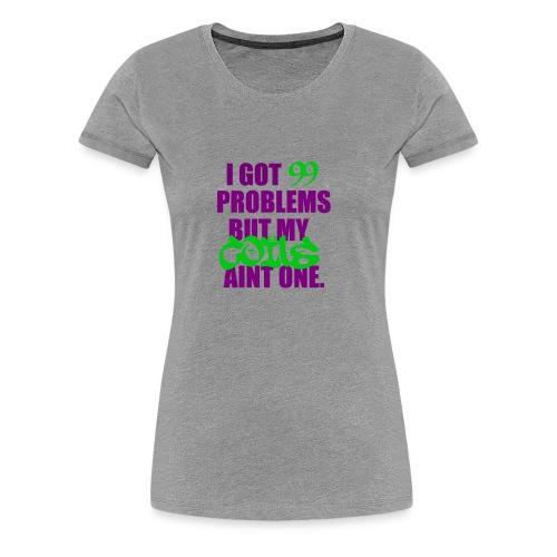 Coil T - Women's Premium T-Shirt