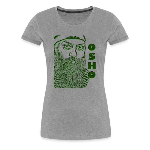 Osho - Women's Premium T-Shirt