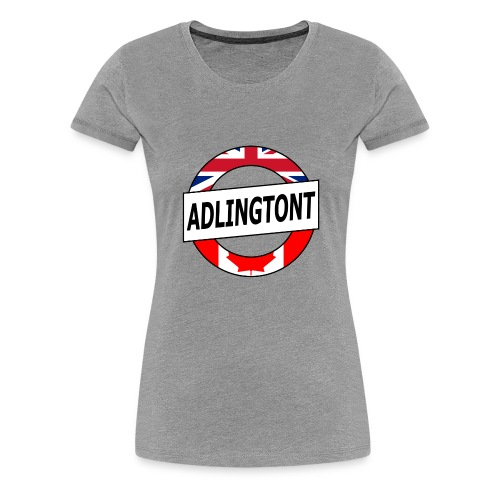 Profile Picture - Women's Premium T-Shirt