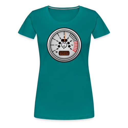 TachBoosted - Women's Premium T-Shirt