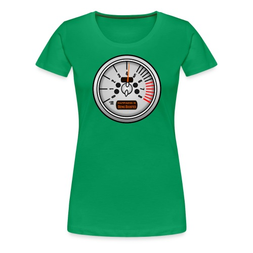 TachBoosted - Women's Premium T-Shirt