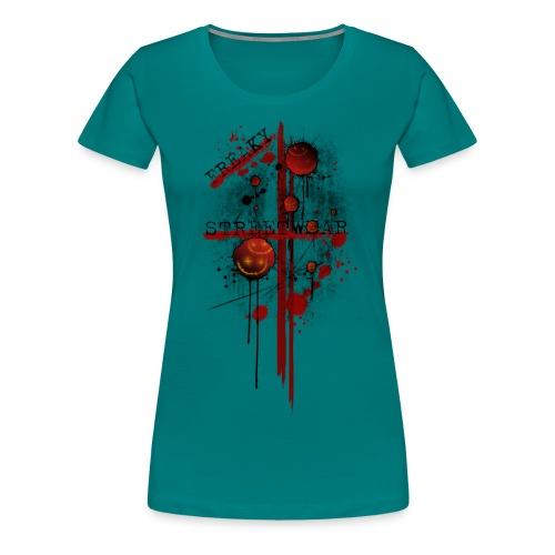 freaky streetw(e)ar - Women's Premium T-Shirt