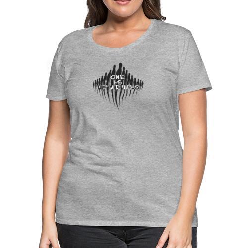 one as individuals - Women's Premium T-Shirt