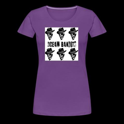 Dreambandits square x6 - Women's Premium T-Shirt