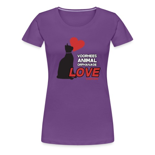 Cat Love - Women's Premium T-Shirt
