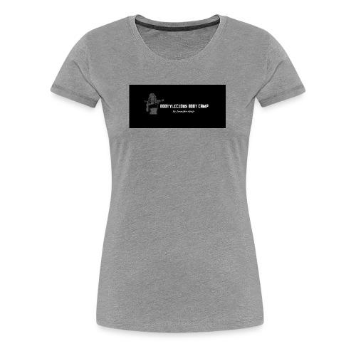 Original Bootylicious Logo - Women's Premium T-Shirt